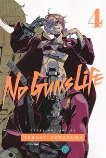 NO GUNS LIFE GN VOL 04