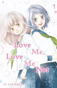 LOVE ME LOVE ME NOT GN VOL 01