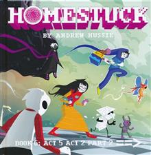 HOMESTUCK HC VOL 06 ACT 5 ACT 2 PART 2