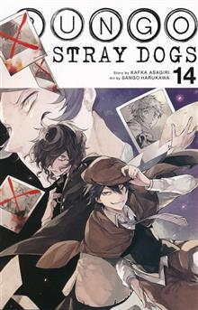 BUNGO STRAY DOGS GN VOL 14
