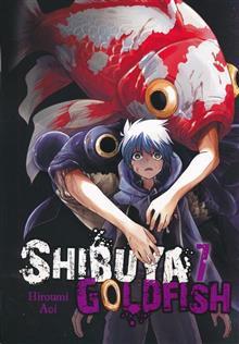 SHIBUYA GOLDFISH GN VOL 07 (C: 1-1-2)