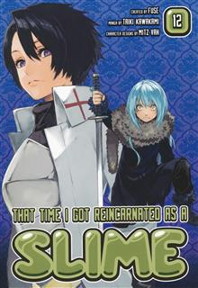 THAT TIME I GOT REINCARNATED AS A SLIME GN VOL 12 (MR) (C: 1