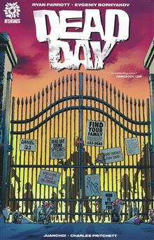 DEAD DAY TP VOL 01