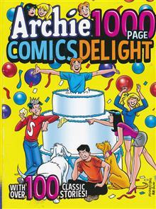 ARCHIE 1000 PAGE COMICS DELIGHT TP