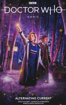 DOCTOR WHO ALTERNATING CURRENT TP
