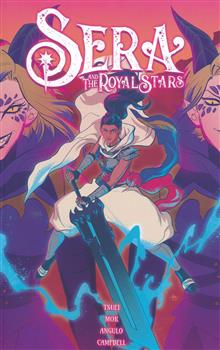SERA & ROYAL STARS TP VOL 02