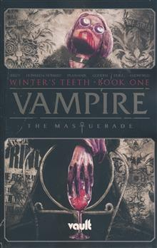 VAMPIRE THE MASQUERADE TP VOL 01
