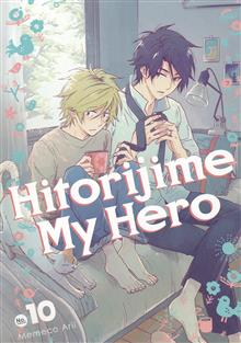 HITORIJIME MY HERO GN VOL 10 (MR)