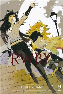 RWBY OFFICIAL MANGA GN VOL 02 BEACON ARC