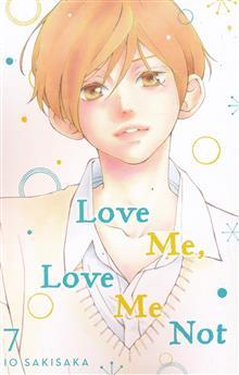 LOVE ME LOVE ME NOT GN VOL 07