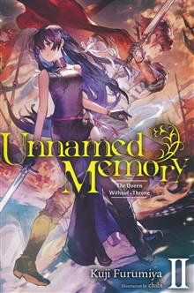 UNNAMED MEMORY LIGHT NOVEL SC VOL 02