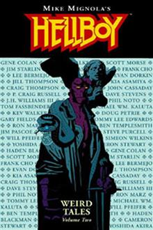Hellboy: Weird Tales Volume 2 TPB