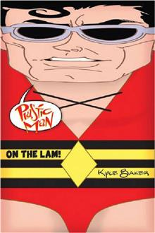 PLASTIC MAN ON THE LAM TP
