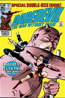 DAREDEVIL VS BULLSEYE VOL 1 TP