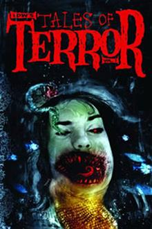 IDW TALES OF TERROR HC (MR)