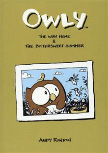 OWLY VOL 1 THE WAY HOME TP