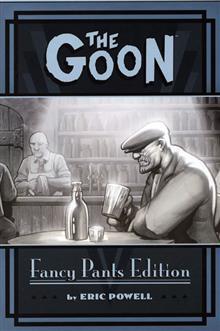 GOON FANCY PANTS ED HC (MR)