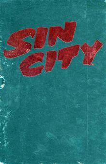 FRANK MILLER SIN CITY LIBRARY I HC