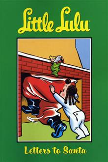 LITTLE LULU VOL 6 LETTERS TO SANTA TP (C: 4)
