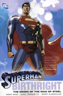 SUPERMAN BIRTHRIGHT TP