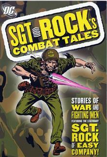 SGT ROCKS COMBAT TALES VOL 1 TP