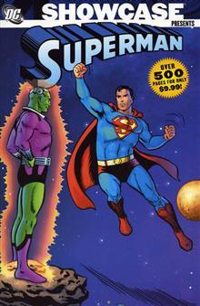 SHOWCASE PRESENTS SUPERMAN VOL 1 TP