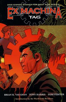 EX MACHINA VOL 2 TAG TP (MR)
