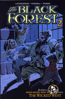 BLACK FOREST VOL 2 CASTLE OF SHADOWS GN