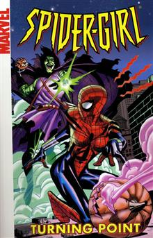 SPIDER-GIRL VOL 4 TURNING POINT
