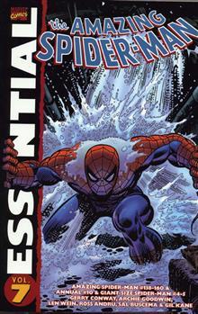 ESSENTIAL SPIDER-MAN VOL 7 TP