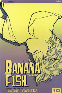 BANANA FISH VOL 10 TP