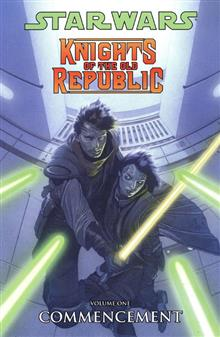 STAR WARS KNIGHTS O/T OLD REPUBLIC COMMENCEMENT VOL 1 TP