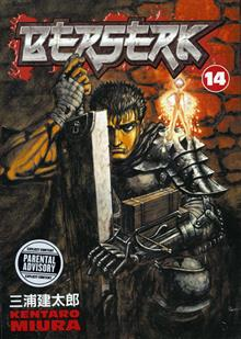 BERSERK TP VOL 14 (MR)