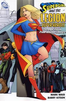 SUPERGIRL LEGION OF SUPER HEROES