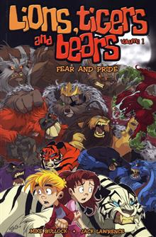 LIONS TIGERS & BEARS VOL 1 NEW PRINTING TP