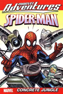 MARVEL ADVENTURES SPIDER-MAN VOL 4 CONCRETE JUNGLE