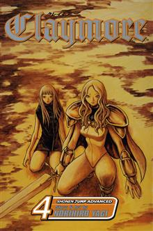 CLAYMORE GN VOL 04
