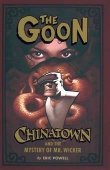 GOON CHINATOWN HC (MR)