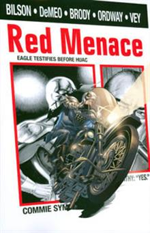 RED MENACE TP