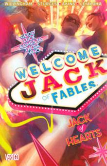 JACK OF FABLES VOL 2 JACK OF HEARTS TP (MR)