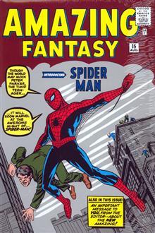 AMAZING SPIDER-MAN OMNIBUS VOL 1 HC