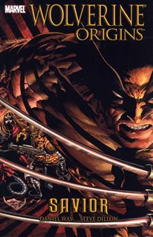 WOLVERINE ORIGINS TP VOL 02 SAVIOR