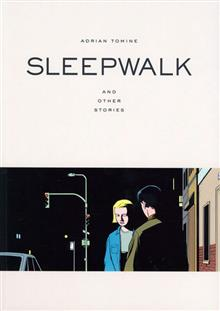 SLEEPWALK AND OTHER STORIES TP NEW PTG