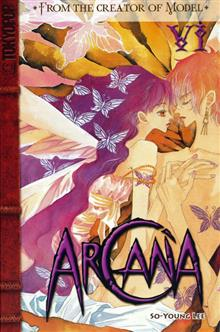 ARCANA VOL 6 GN (OF 9)