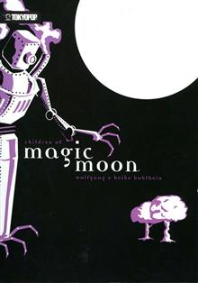 MAGIC MOON VOL 2 NOVEL (OF 3)