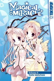 MAGICAL X MIRACLE VOL 6 GN (OF 6)