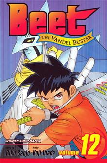BEET THE VANDEL BUSTER VOL 12 GN