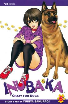 INUBAKA CRAZY FOR DOGS VOL 5 TP