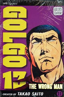 GOLGO 13 VOL 11 GN (MR)
