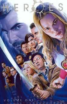HEROES HC ALEX ROSS COVER